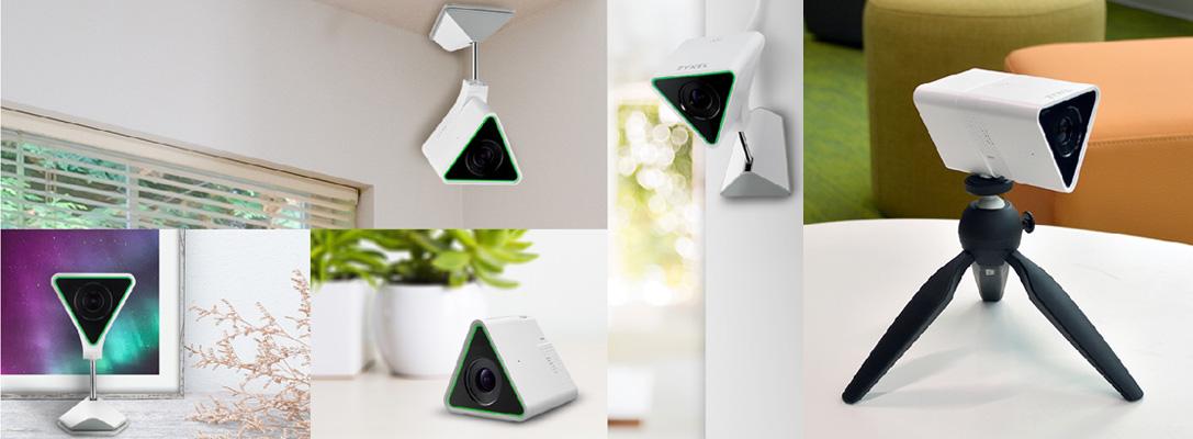 Aurora - La première caméra domotique signée Zyxel