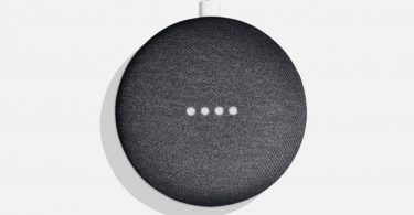 Haut-parleur intelligent Google Home Mini