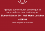 Avis Master Smart Lock - Test du coffre fort de clé connecté
