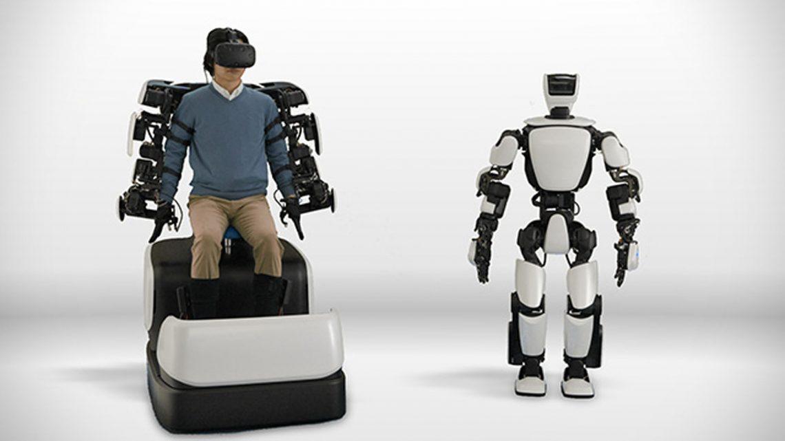 T-HR3 - Toyota invente un robot humanoïde dont vous pouvez prendre le contrôle