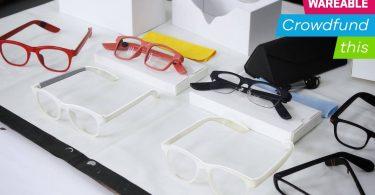 LET Labs dévoile des lunettes intelligentes équipées d'Alexa