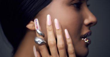ongles connectés