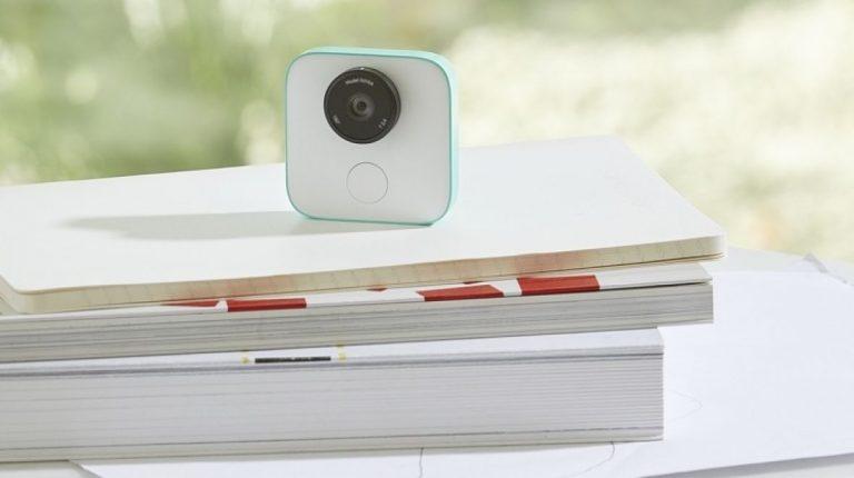 Clips - La petit caméra intelligente de Google
