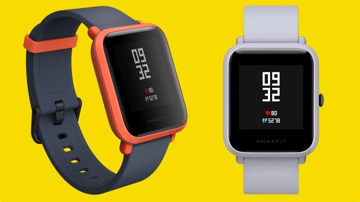 Amazfit Bip smartwatch Xiaomi Huami