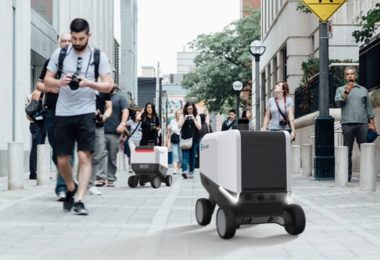 Les robots de livraison Eliport n'auront pas besoin des humains