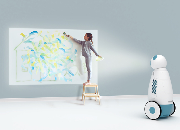 sipro le robot intelligent qui s occupe de vos enfants. Black Bedroom Furniture Sets. Home Design Ideas