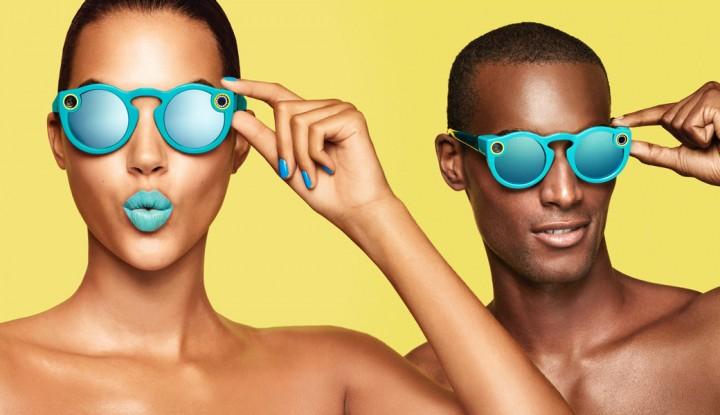 nouvelles Spectacles de Snap