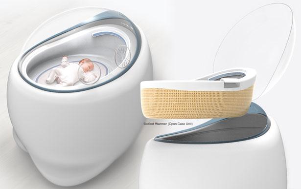 Beyond Home incubateur connecté pour les prématurés