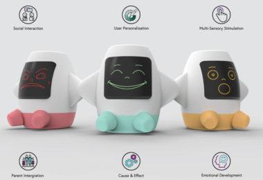 AMICA Smart Toy – Un lien entre les enfants autistes et leurs parents