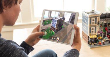 ARKit 2 – Les Lego prennent vie avec la Réalité Augmentée