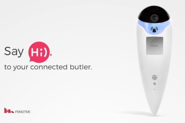 Fenotek dévoile Hi), une sonnette vidéo intelligente