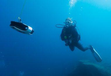 MITO – Un drone sous-marin qui reste stable dans l'eau