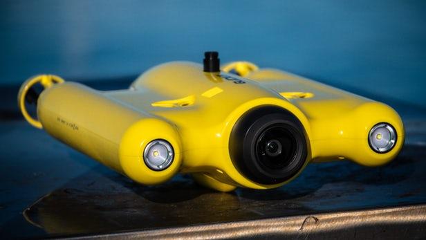 Gladius Advanced Pro Le drone sous-marin pour les loisirs