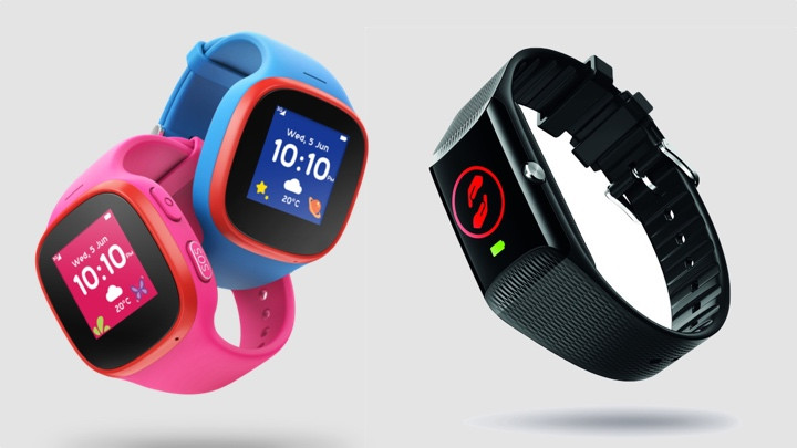 V-SOS – Vodafone ajoute de nouveaux wearables à sa gamme V by Vodafone