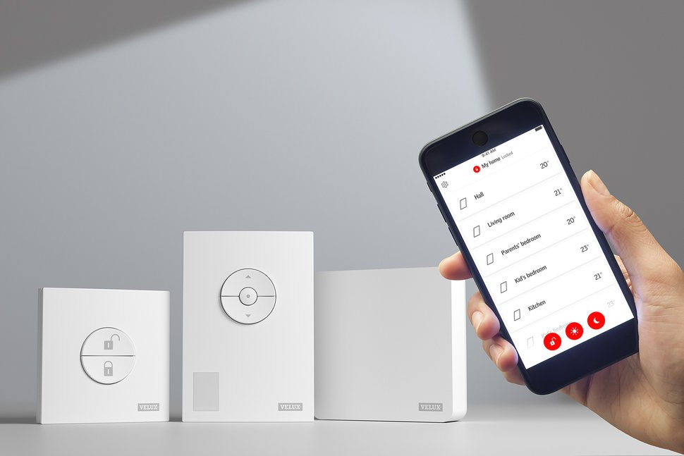 Velux Active with Netatmo