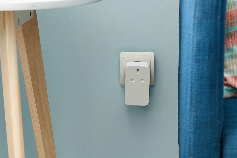 Amazon Smart Plug le contrôle vocal Alexa pour tout appareil électrique