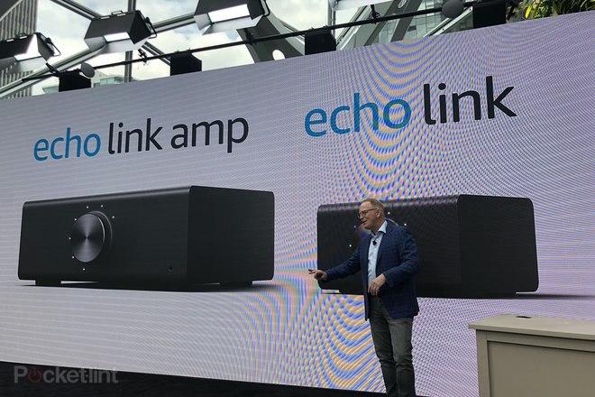 Découvrez les objets connectés Amazon dévoilés durant l'événement Amazon Echo Link Amp et Link Echo