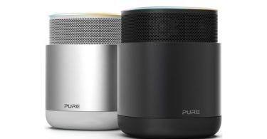 Pure DiscovR enceinte intelligente Alexa