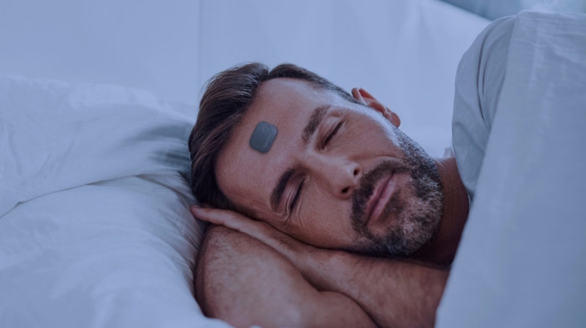 SleepTuner Beddr dévoile son nouveau patch connecté