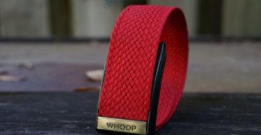 Whoop – Le wearable pour les athlètes professionnels