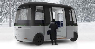 Gacha – La navette autonome conçue par Muji