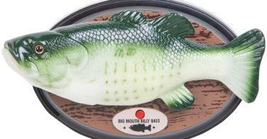 Le poisson Big Mouth Billy Bass désormais compatible avec Alexa