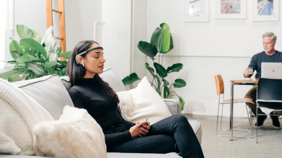 Muse 2 - Le bandeau connecté qui aide à la méditation