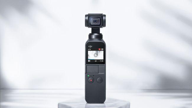 Osmo Pocket - La nouvelle caméra de DJI arrive enfin 1