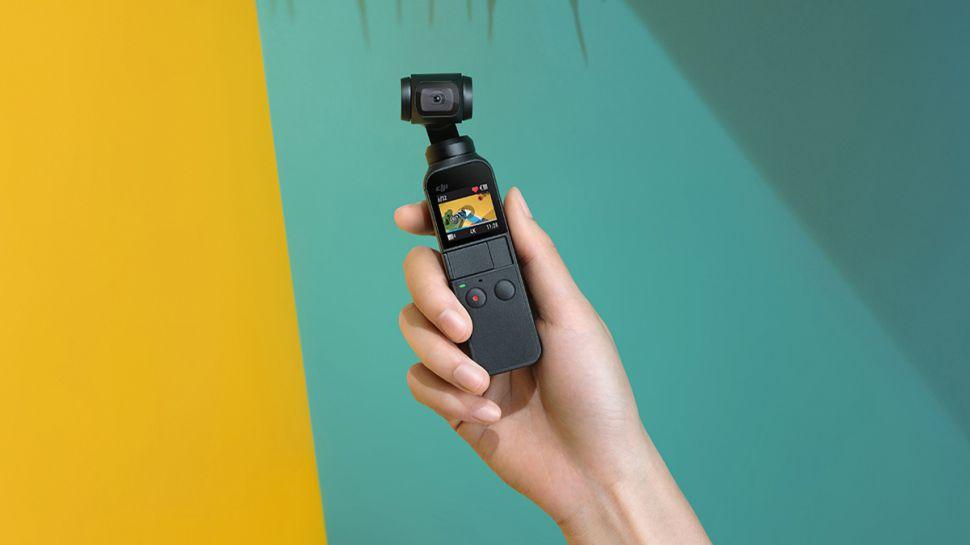 Osmo Pocket - La nouvelle caméra de DJI arrive enfin