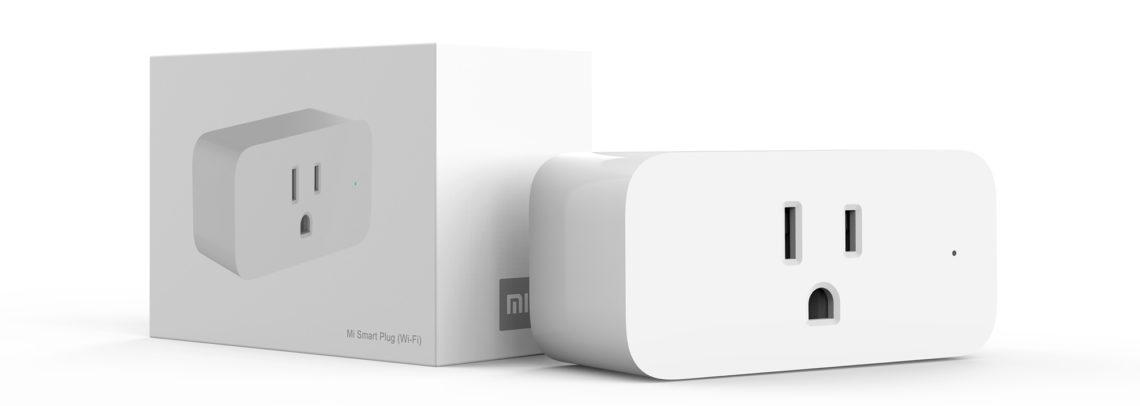 5 lampes connectées Xiaomi Mi Smart Plug