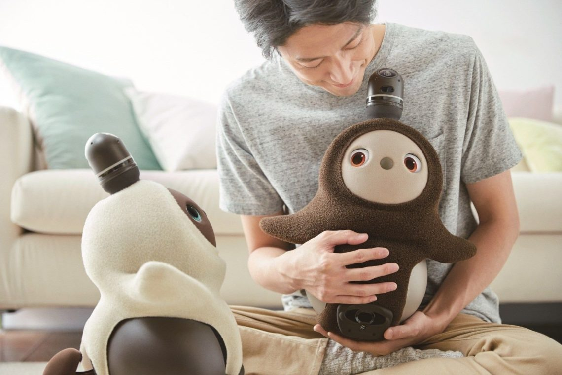 Lovot – Le dernier robot compagnon en provenance du Japon.