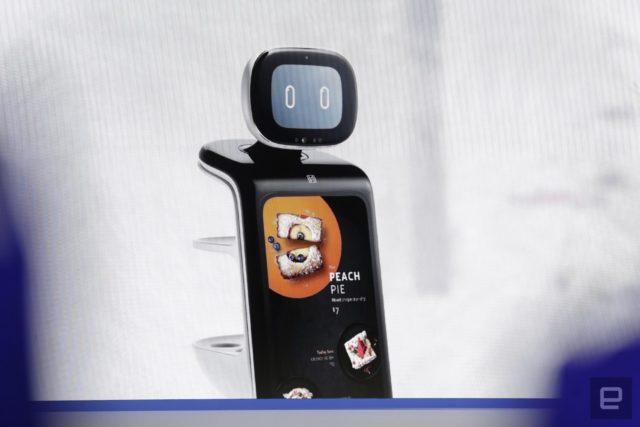 Bot Care Le robot de Samsung qui va nous aider à gérer notre santé