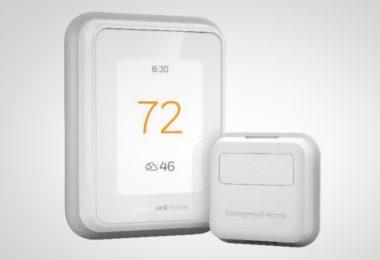 Honeywell Home T9 et T10 Pro repoussent les limites des thermostats intelligents