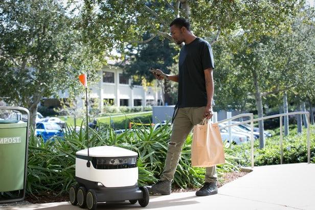 Les robots autonomes Starship proposeront des livraisons à deux dollars 1