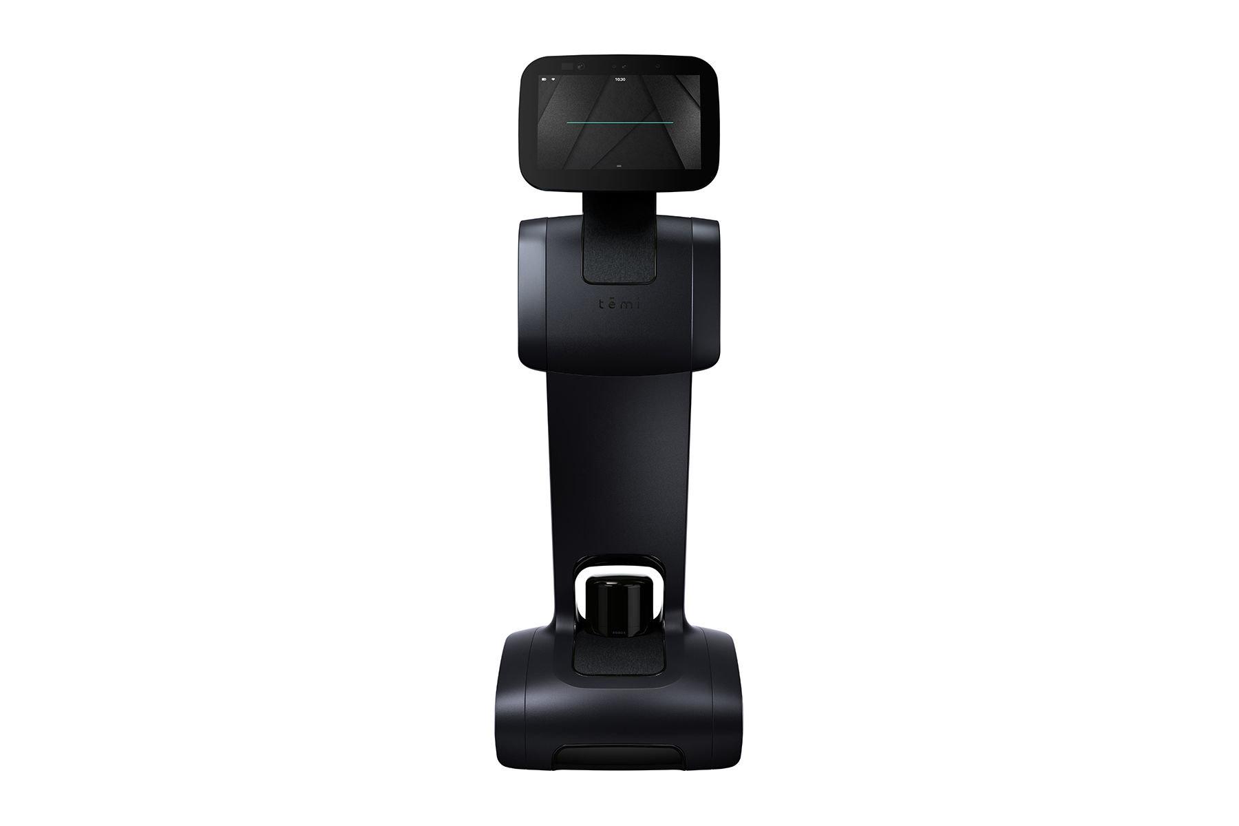 Robotemi ajoute Alexa à son robot de téléprésence personnel