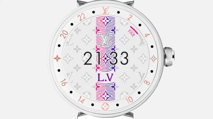 smartwatch Tambour Horizon – La smartwatch de Louis Vuitton bénéficie d'un regain d'énergie 1