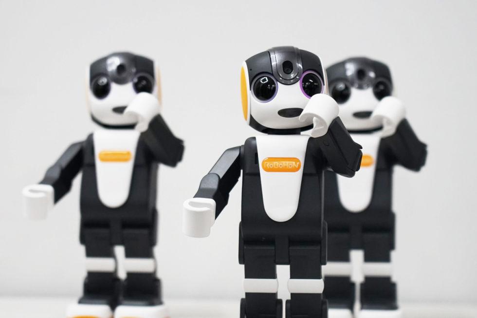 Le dernier robot RoBoHon de Sharp ne peut pas marcher et coûte 715 dollars 1