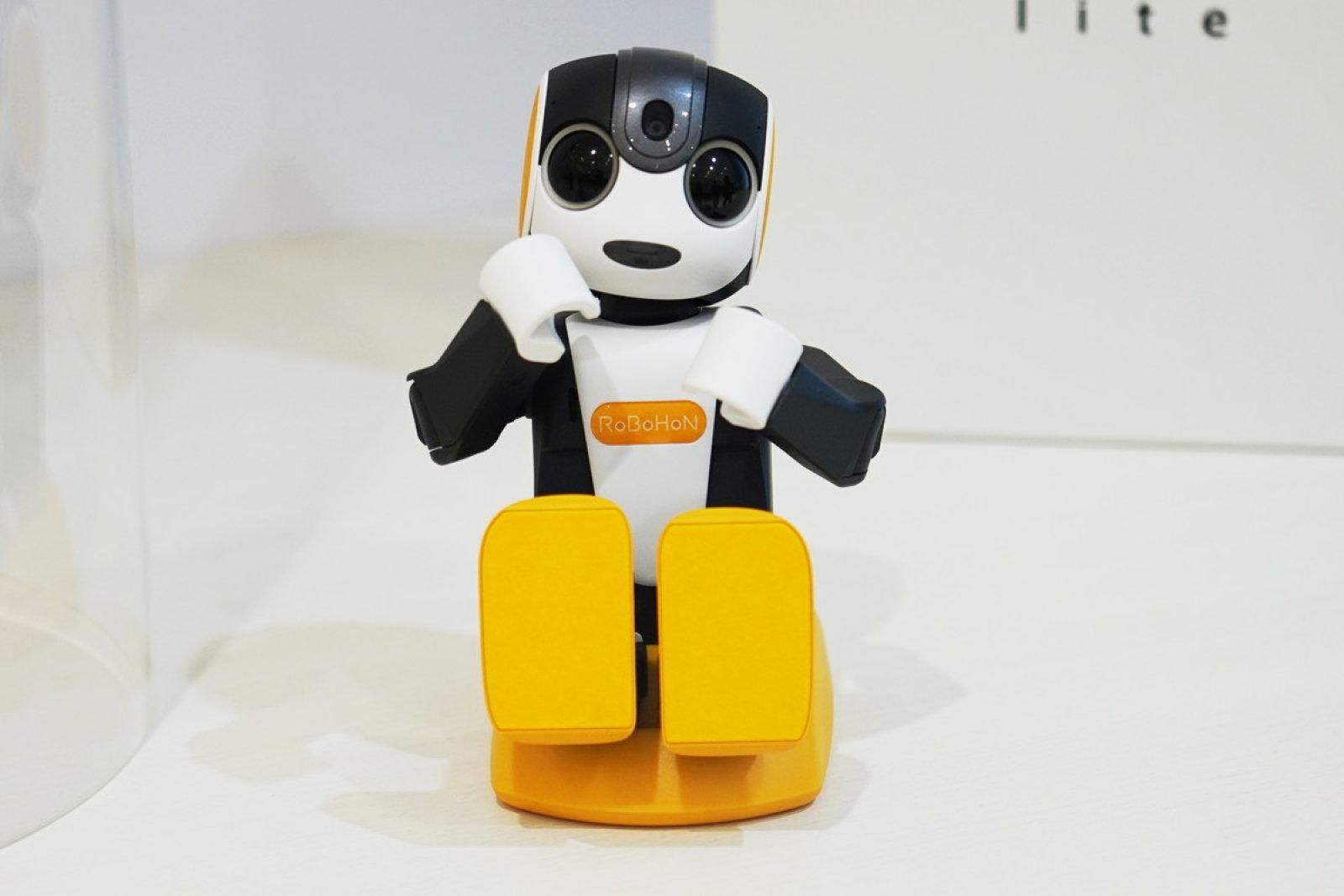 Le dernier robot RoBoHon de Sharp ne peut pas marcher et coûte 715 dollars