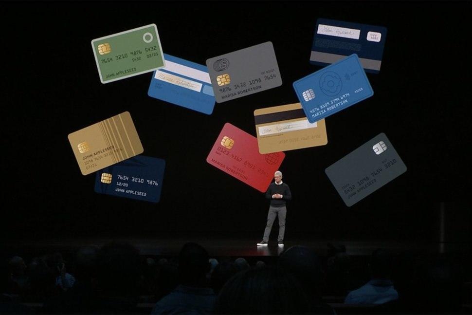 Apple Cardune carte de crédit virtuelle pour votre iPhone