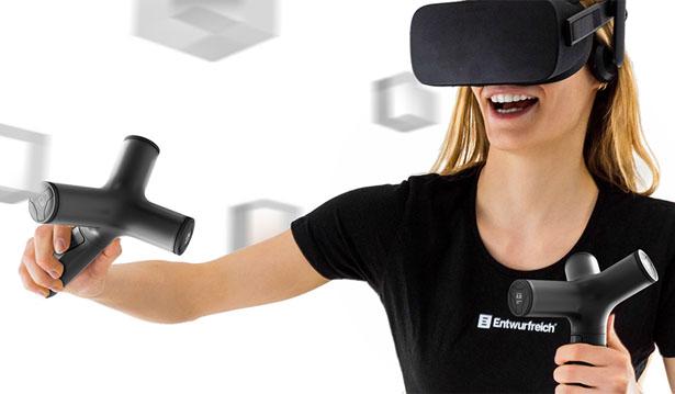ENTWURFREICH – Un concept de contrôleur de réalité mixte (MRC) 1