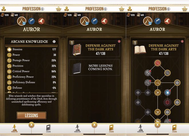 Harry Potter Wizards Unite – Le prochain jeu d'AR de Niantic 4