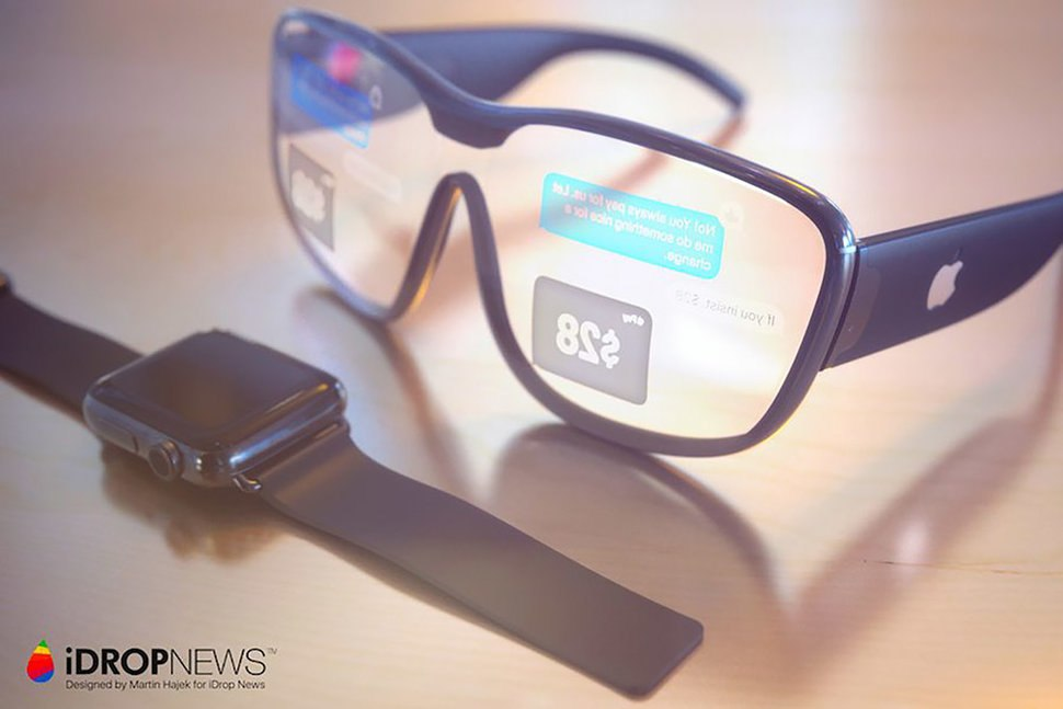 Les lunettes AR Apple pourraient être commercialisées en 2020