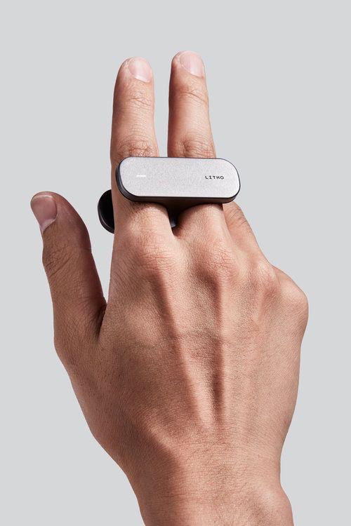 Litho – Un petit contrôleur pour les applications AR de votre iPhone