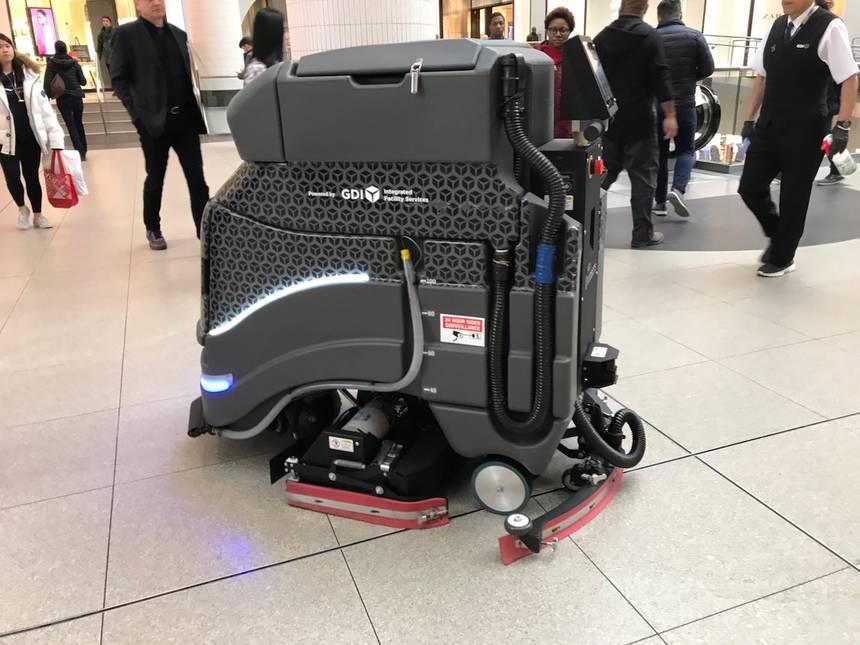 Neo – Le robot nettoyeur de sol connecté et intelligent 1