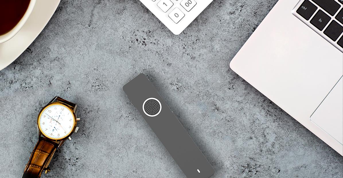 ONE Mini – Un objet connecté dédié à la traduction instantanée