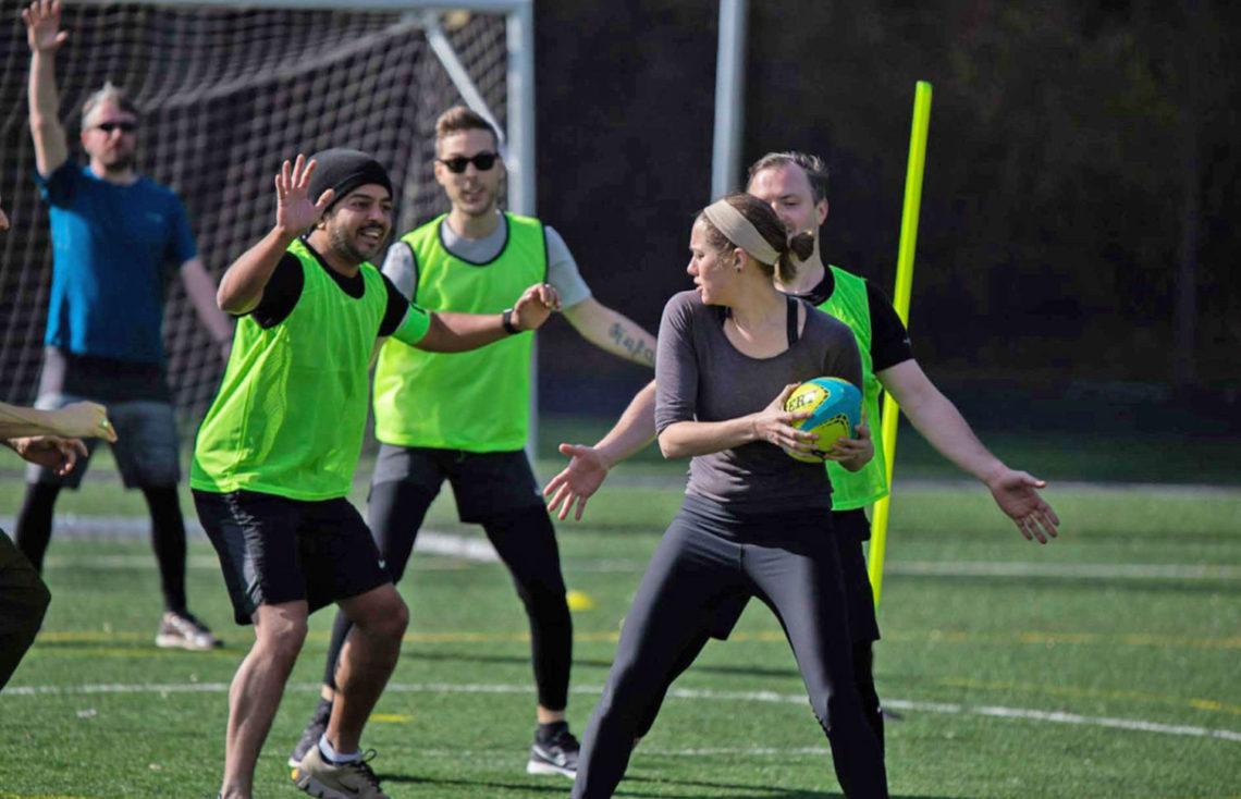 Speedgate – Un nouveau sport développé par une IA