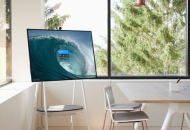 Surface Hub 2S - Le tableau blanc numérique de Microsoft