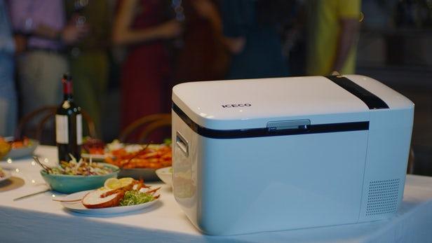 iFreezer Go20 – Un réfrigérateur portable connecté