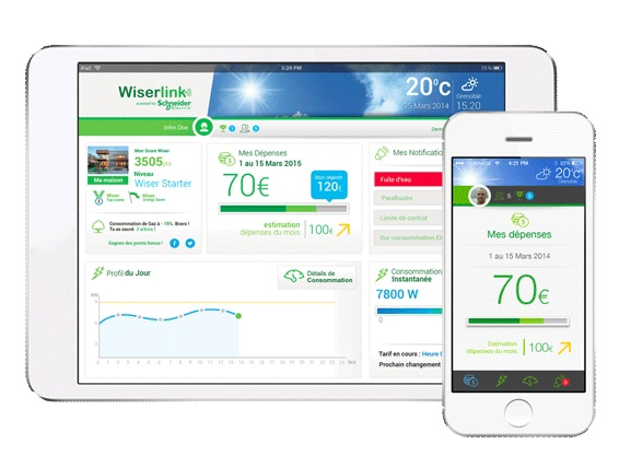 Wiser Link Application