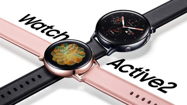 La Galaxy Watch Active2 avec un cadran tactile et LTE arrive